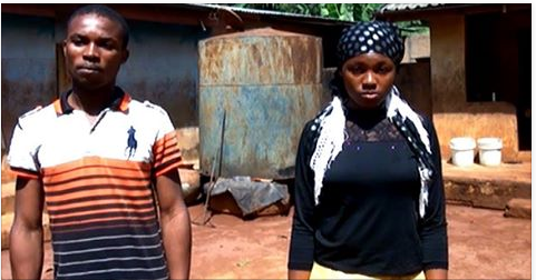 Nigerian Man Weds His 16-year-old Blood Sister
